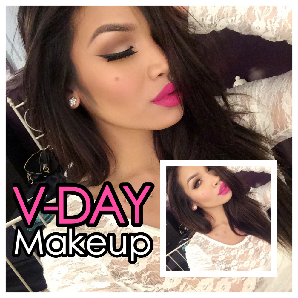 GTL: Valentines Day Makeup