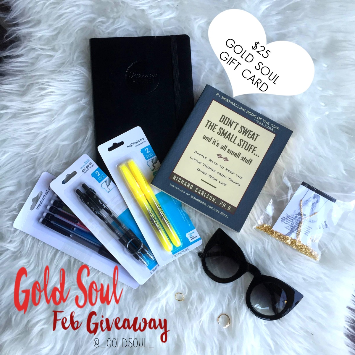 February Giveaway!