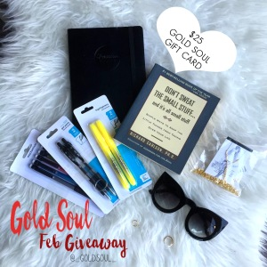 Gold Soul Feb Giveaway copy