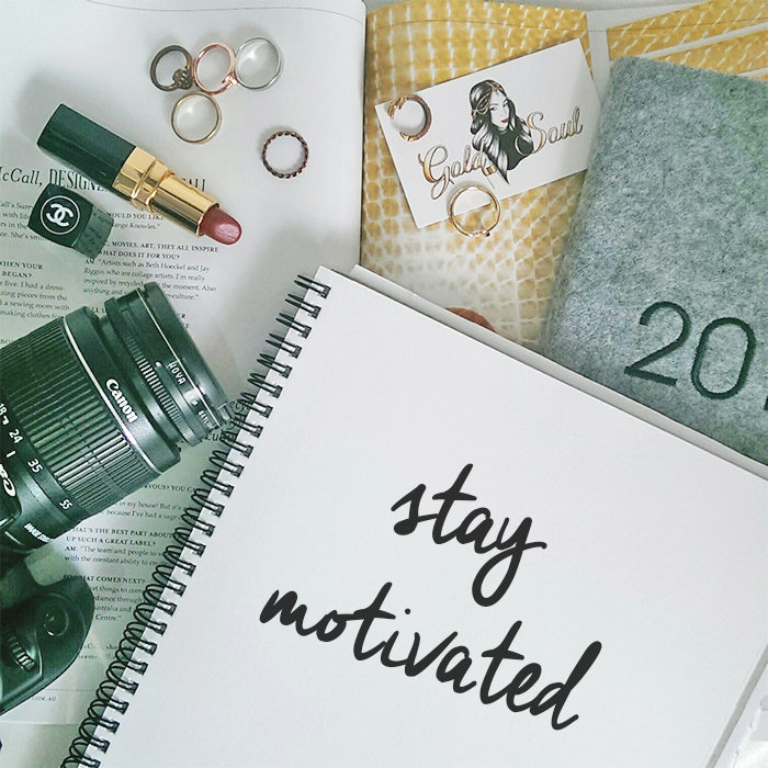 I CAN AND I WILL: How to staymotivated