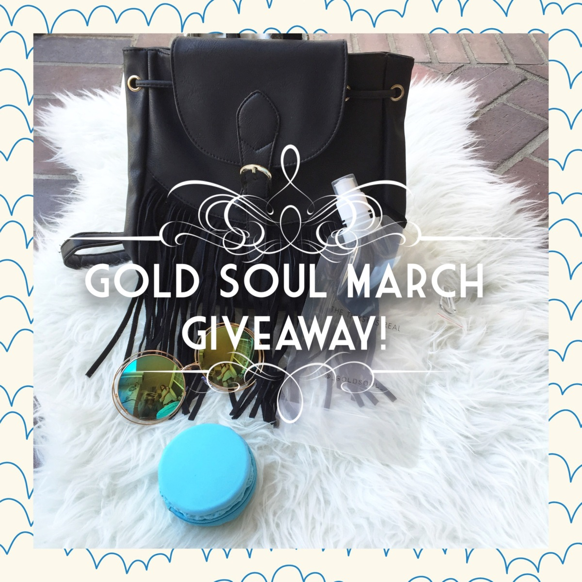 March Giveaway!