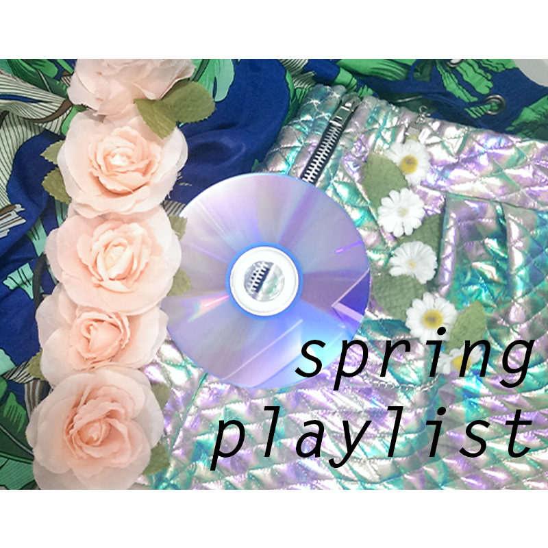The ULTIMATE Spring Playlist