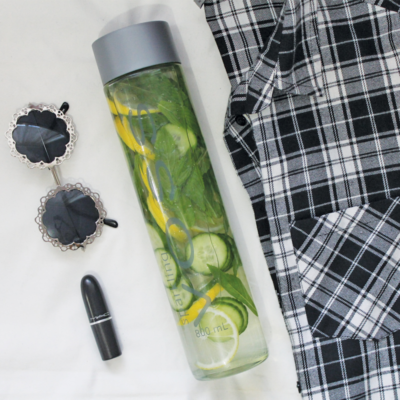 FRESH AS: Detox water