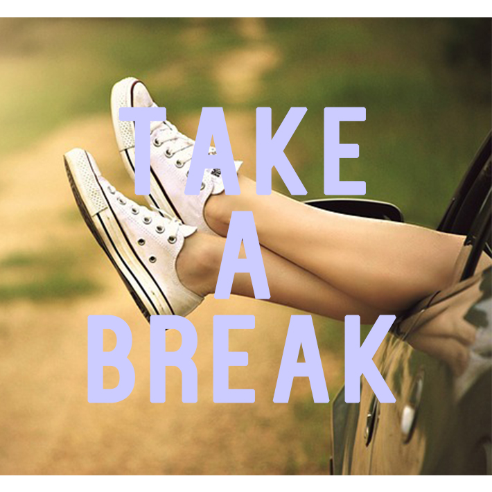 TAKE A BREAK: What to do on your days off